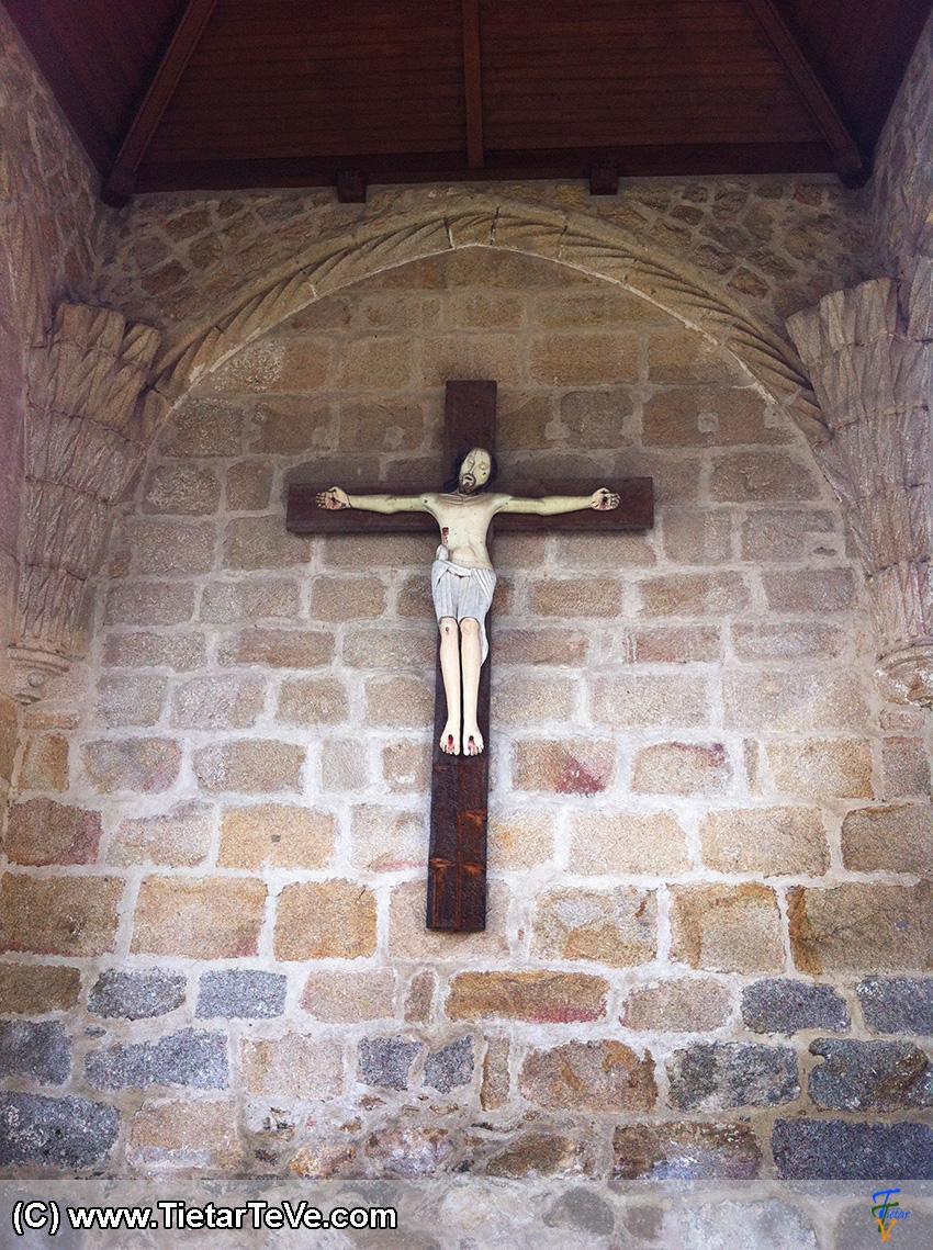 Ermita (humilladero) del Cristo de los Regajales de Arenas de San Pedro - TiétarTeVe