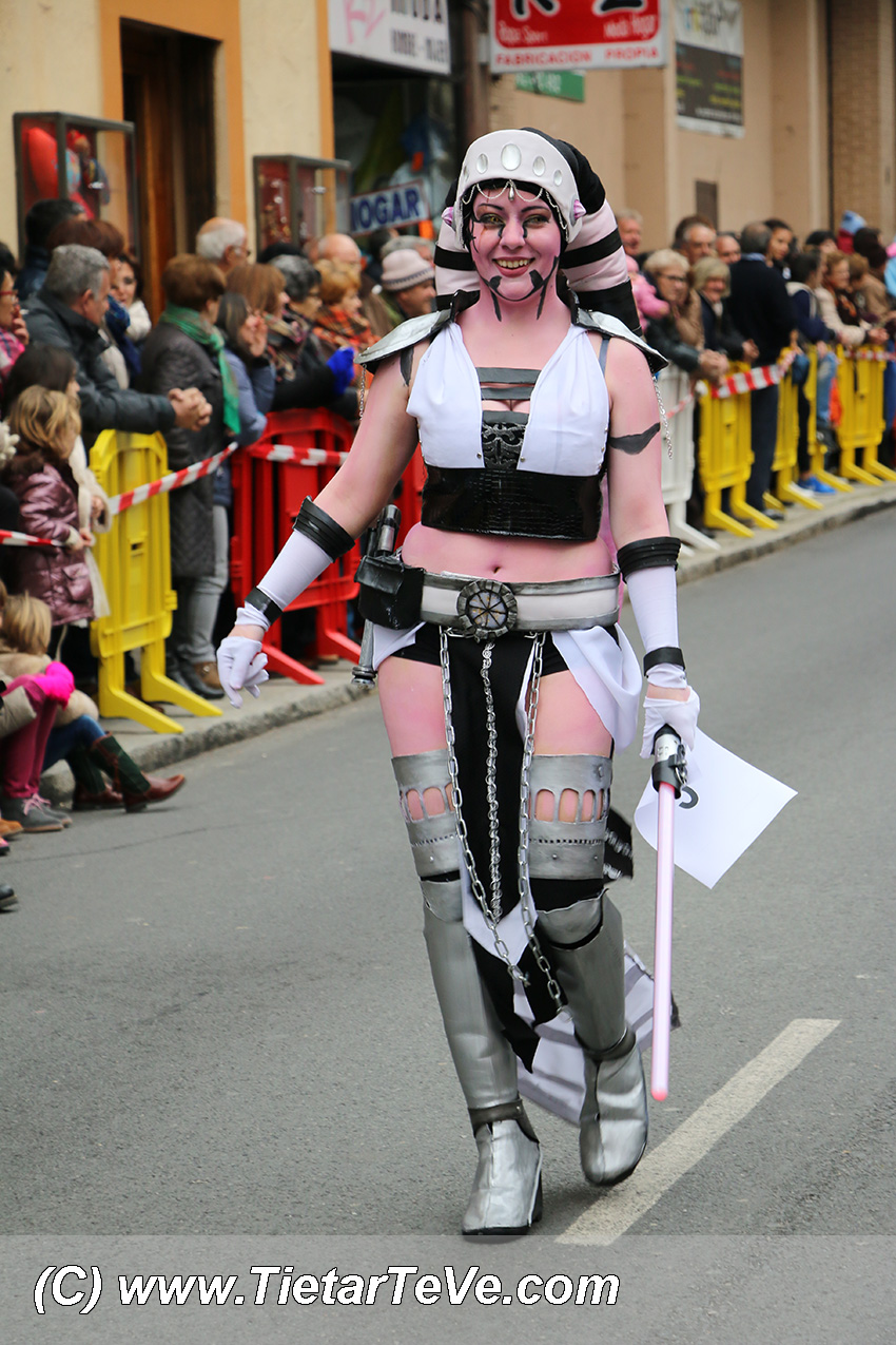 Carnaval 2016 de Arenas de San Pedro - TiétarTeVe