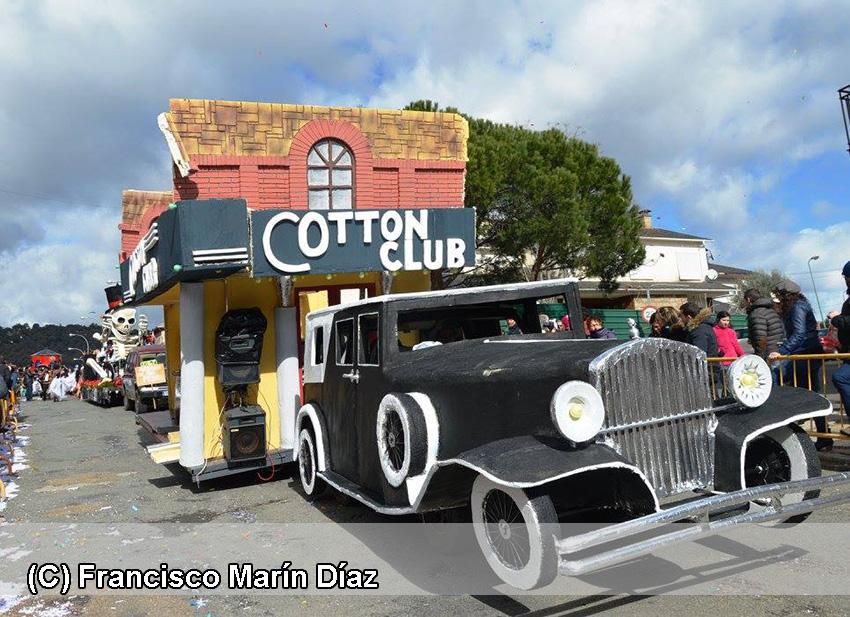 Carnaval de Cebreros - Cotton Club de La Adrada - TiétarTeVe
