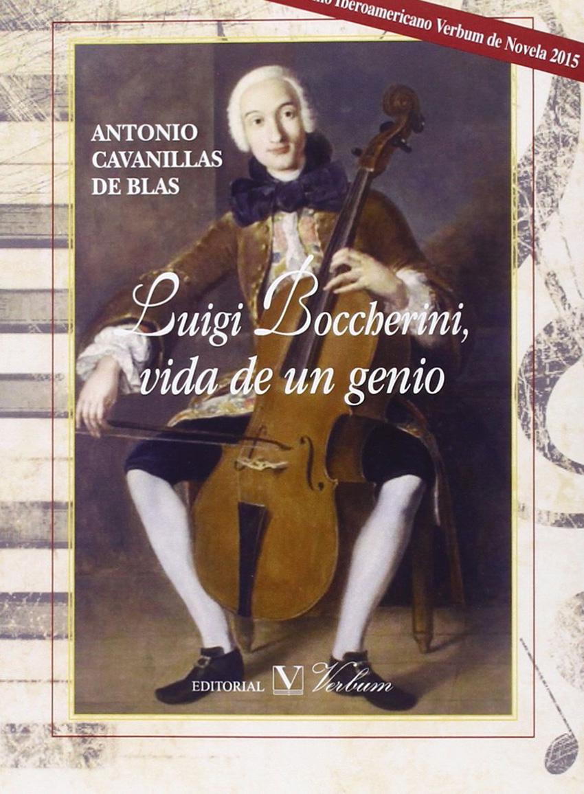 Boccherini, La vida de un Genio por Antonio Cavanillas de Blas
