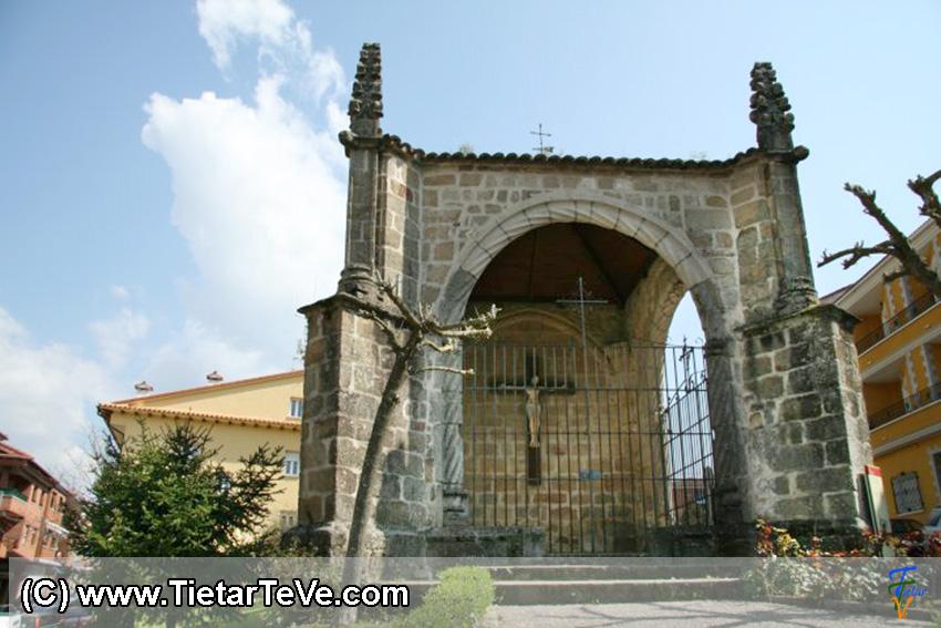Ermita Cristo de los Regajales - Arenas de San Pedro