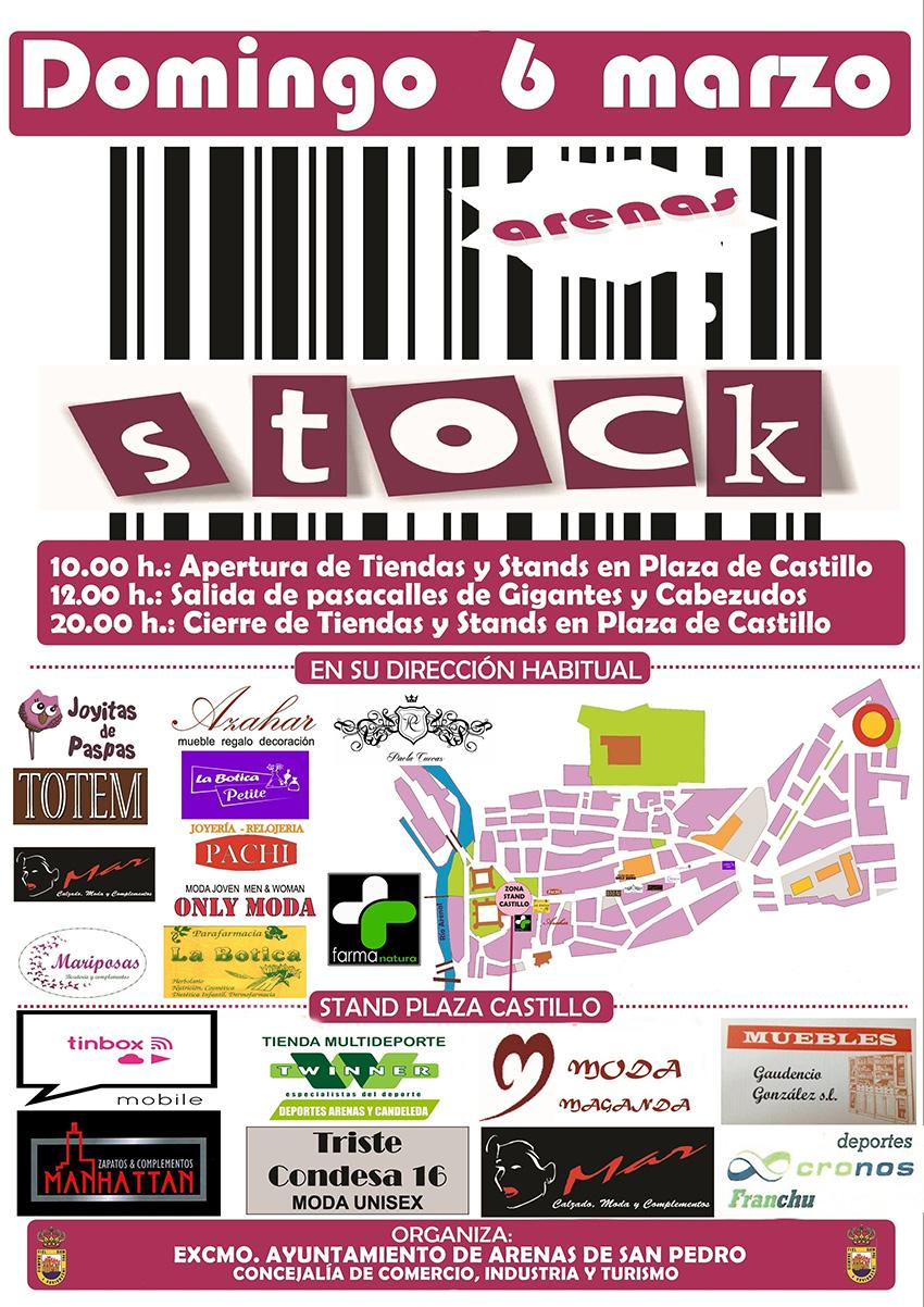 IX Arenas Stock en Arenas de San Pedro el 6 de marzo de 2016 - TiétarTeVe