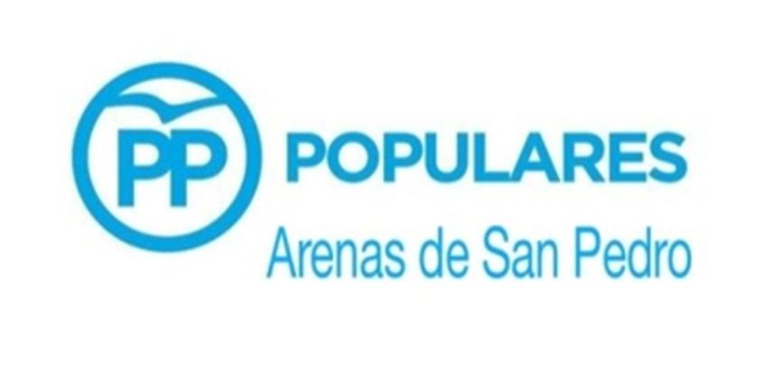 Logo PP Populares Arenas de San Pedro