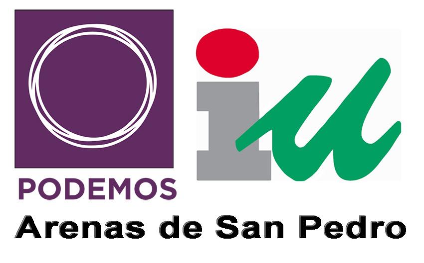 Podemos - IU - Arenas de San Pedro - TiétarTeVe