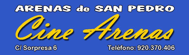 Logo Cine Arenas de Arenas de San Pedro