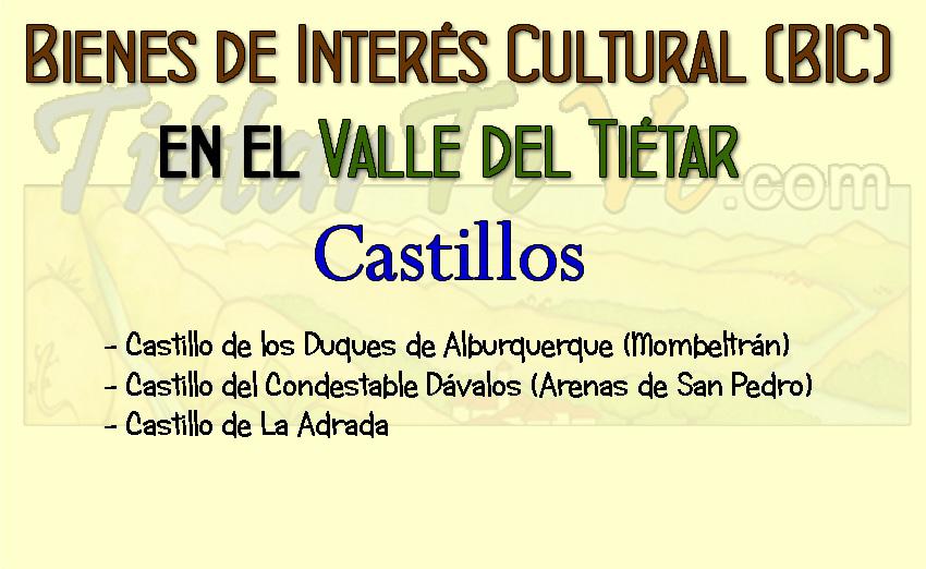 Castillos - (BIC 2 de 4)
