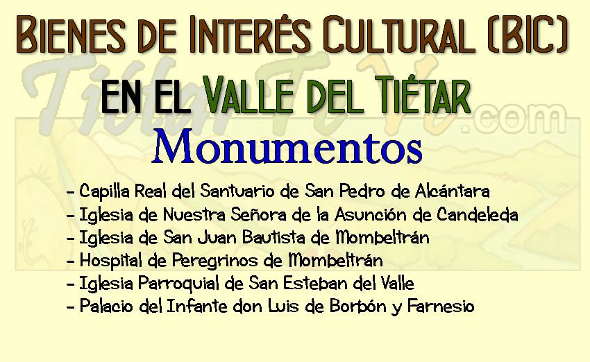Monumentos - (BIC 3 de 4)