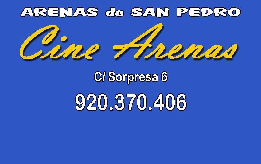 Cine Arenas de Arenas de San Pedro - TiétarTeVe
