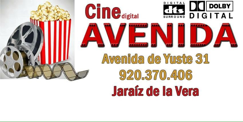 Cine Avenida en Jaraíz de la Vera - TiétarTeVe