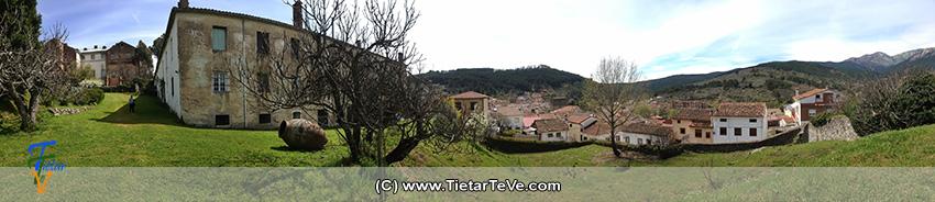 Casa de Oficios del Palacio de la Mosquera de Arenas de San Pedro - TiétarTeVe
