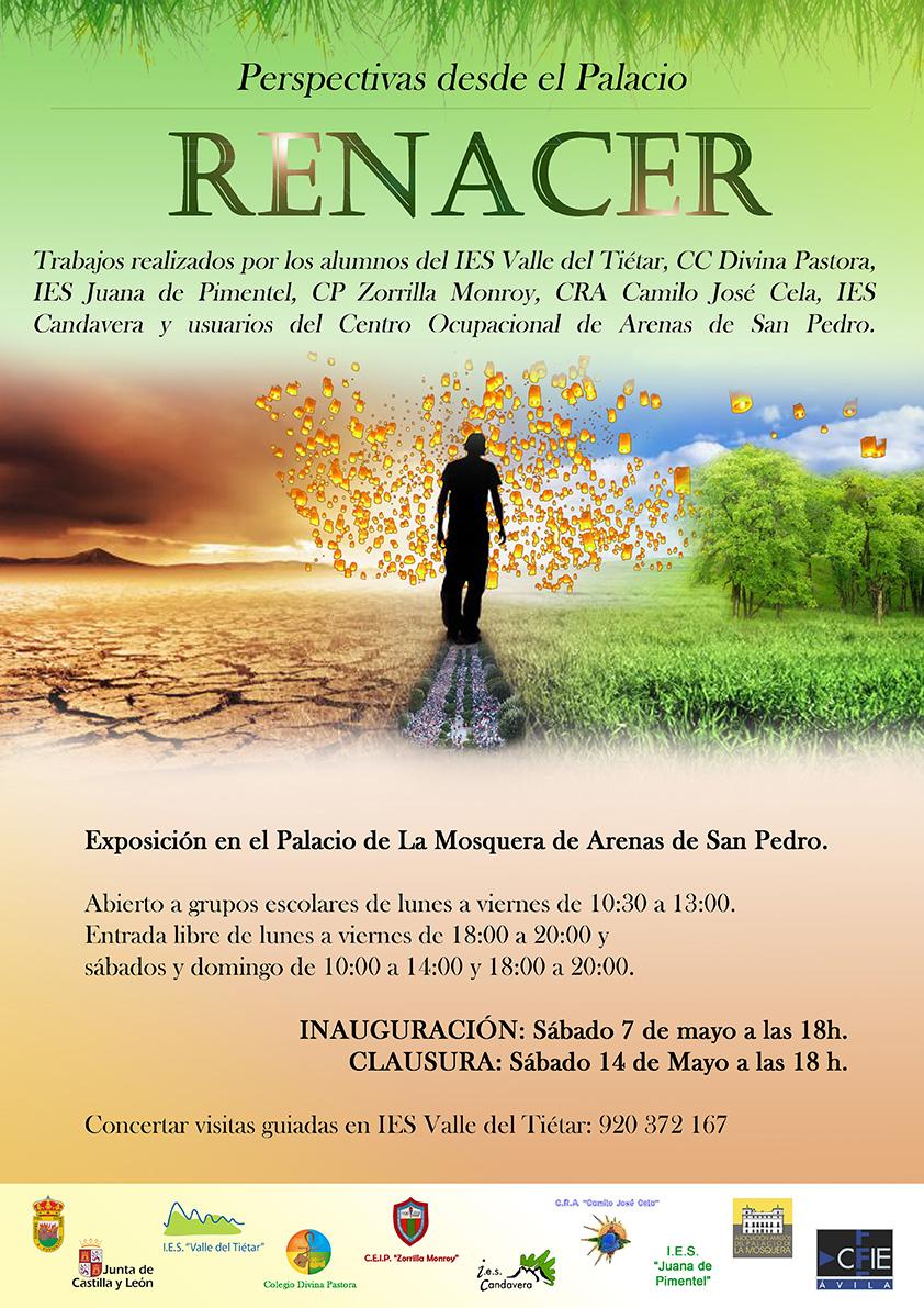 """Exposición """"Perspectivas desde el Palacio: Renacer"""" en Arenas de San Pedro - TiétarTeVe"""