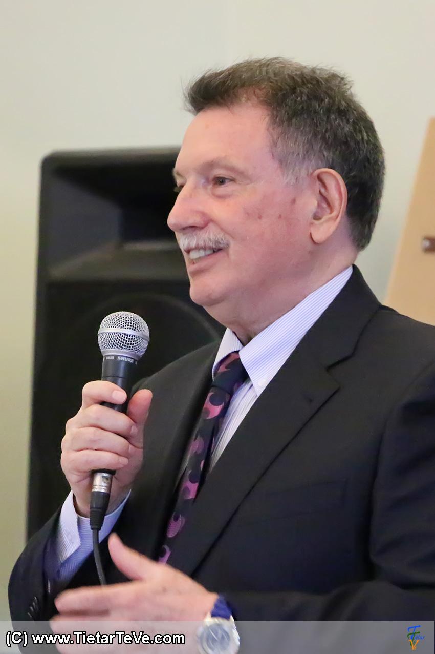 Francisco Vázquez en la Inauguración del X Festival Luigi Boccherini en Arenas de San Pedro - TiétarTeVe
