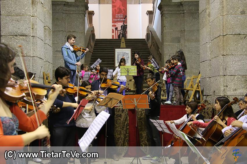 Encuentros Pedagógicos en el Palacio de la Mosquera - TiétarTeVe