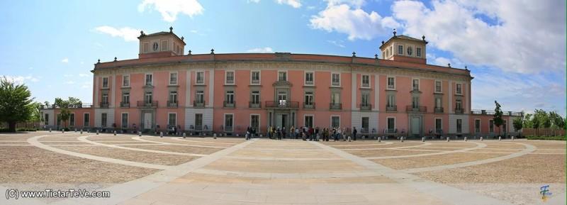 Palacio del Infante don Luis de Borbón en Boadilla del Monte - TiétarTeVe