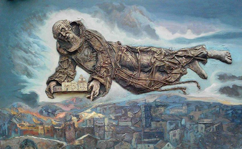 San Pedro de Alcántara por Victorio Rodríguez - TiétarTeVe
