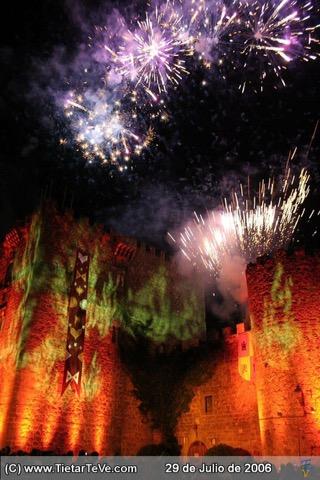 Inauguración de la Torre del Homenaje y el Adarve del Castillo de Arenas de San Pedro - TiétarTeVe