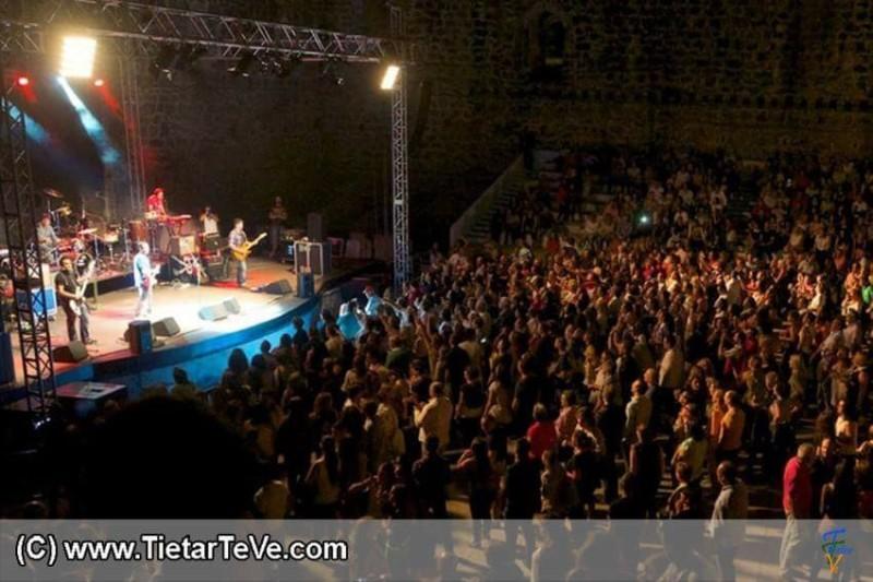Conciertos en el Castillo de Arenas de San Pedro - TiétarTeVe
