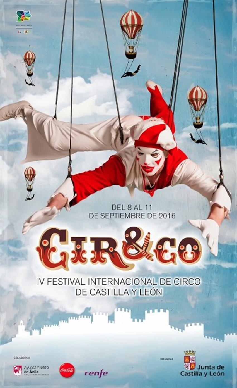 Cir&Co en Ávila - Septiembre 2016 - TiétarTeVe