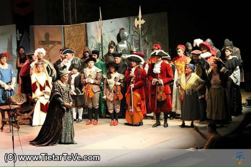 Fantasía para una Condesa en Arenas de San Pedro - TiétarTeVe