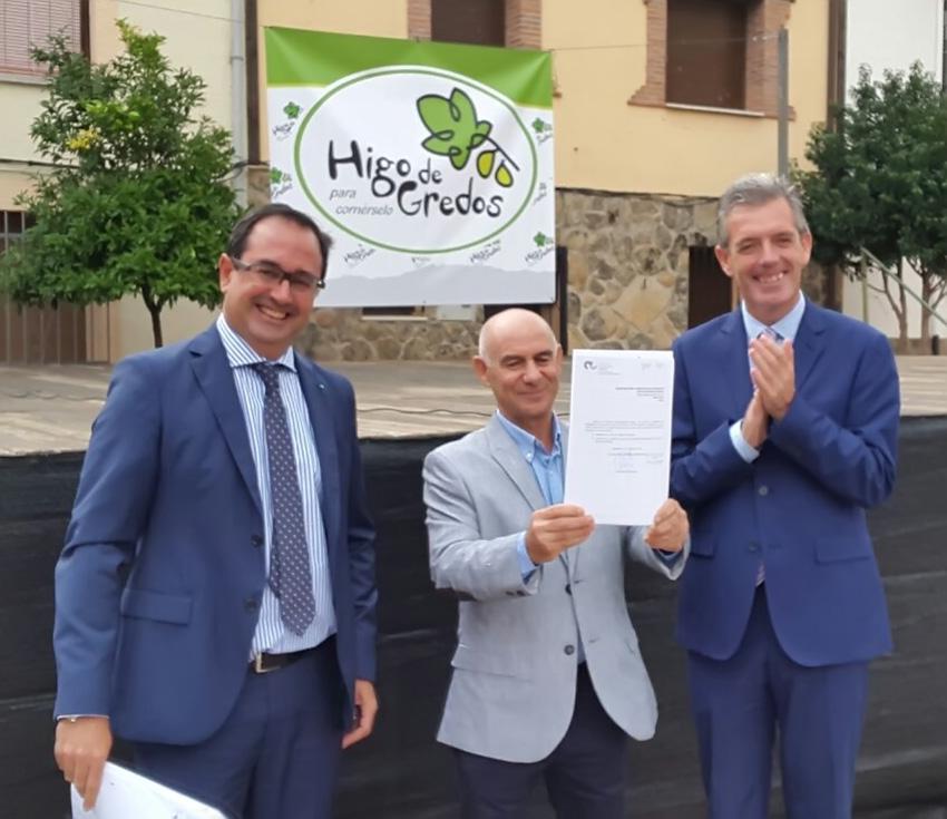 Marca de Garantía Higo de Gredos - TiétarTeVe
