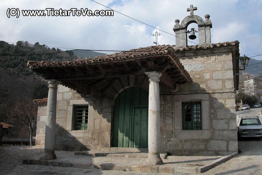 Ermita de la Virgen de las Angustias en Cuevas del Valle – TiétarTeVe