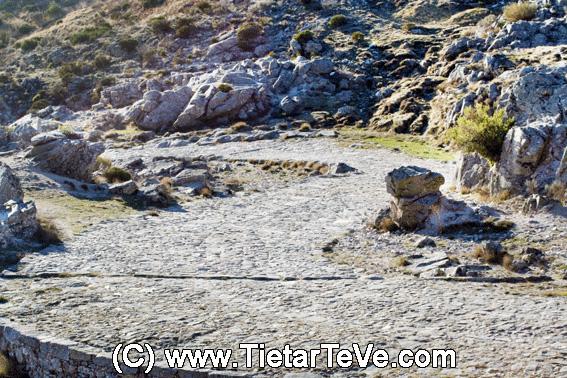 Calzada Romana - Puerto del Pico - Cuevas del Valle – TiétarTeVe