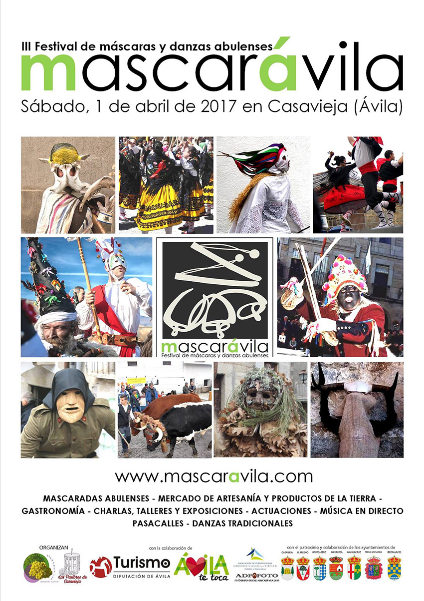 III MascarÁvila en Casavieja - TiétarTeVe