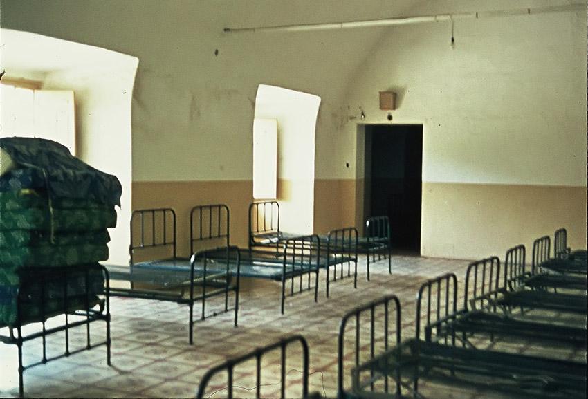 Palacio del Infante don Luis como Seminario