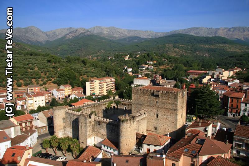 Castillo del Condestable Dávalos de Arenas de San Pedro - TiétarTeVe