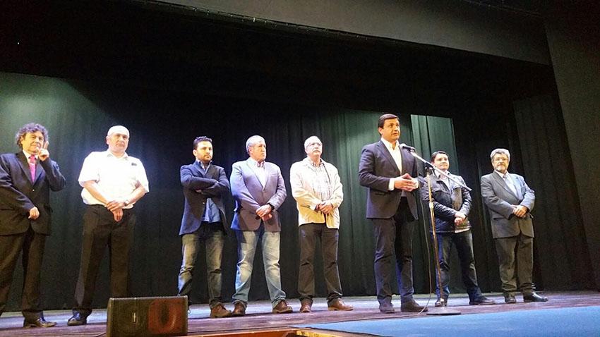 II Jornada Provincial de Bandas de Música de El Tiemblo – TiétarTeVe