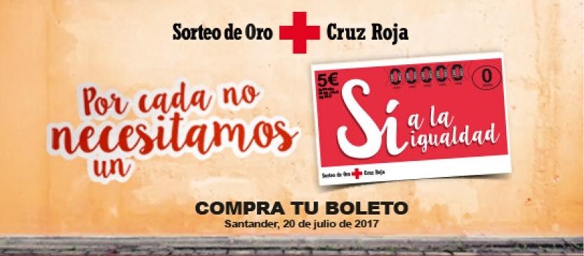 Sorteo de Oro de la Cruz Roja 2017 – TiétarTeVe