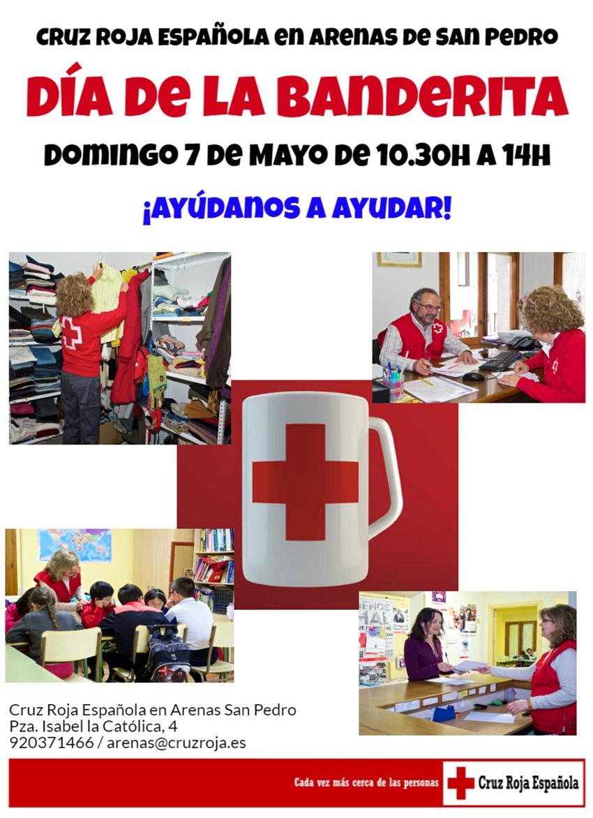 Día de la Banderita - Cruz Roja - Arenas de San Pedro – TiétarTeVe