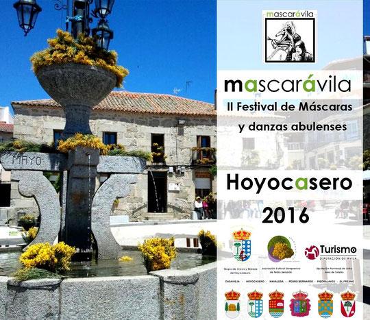 II MascarÁvila en Hoyocasero - TiétarTeVe