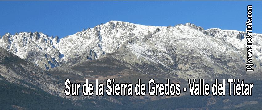 Panoramica Sur de la Sierra de Gredos - TiétarTeVe