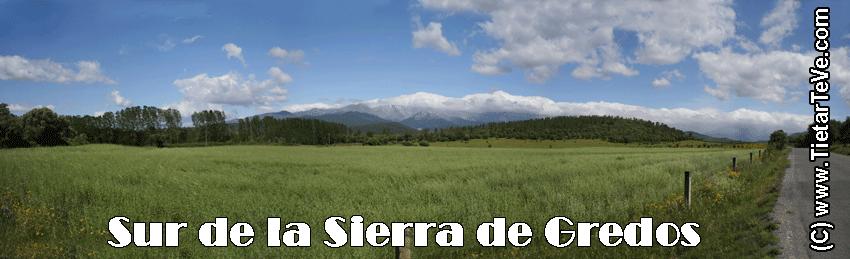 Sur de la Sierra de Gredos - TiétarTeVe