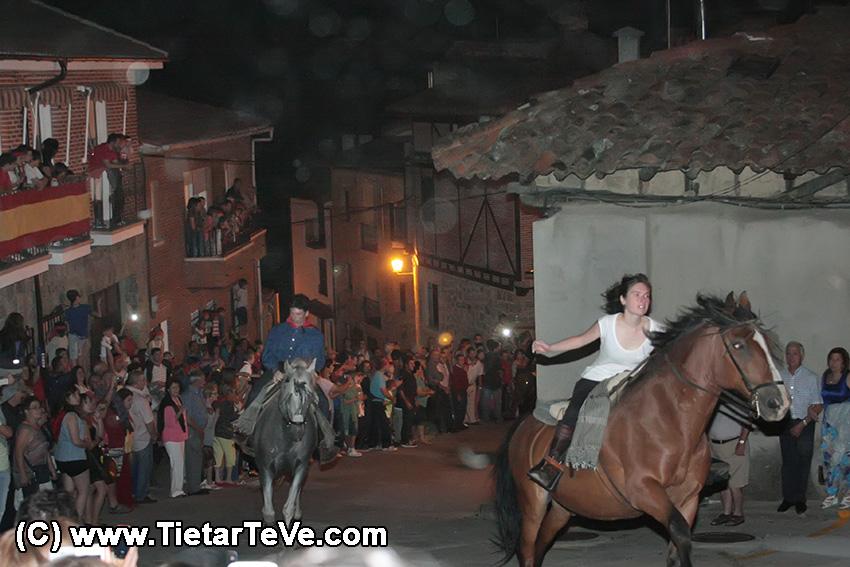 Vítor de San Pedro Bautista en San Esteban del Valle - TiétarTeVe