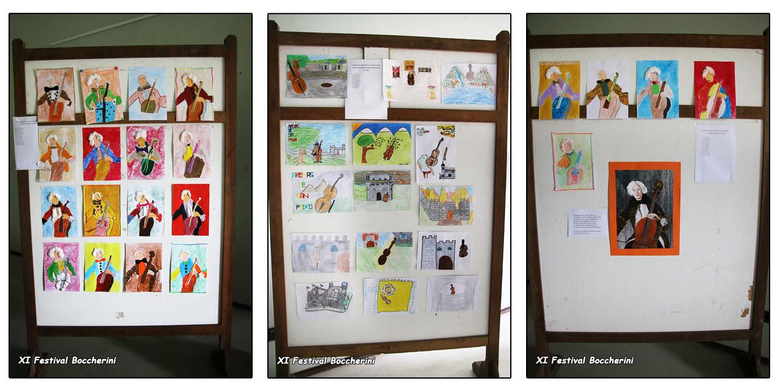 Concurso de Dibujos del XI Festival Boccherini de Arenas de San Pedro - TiétarTeVe