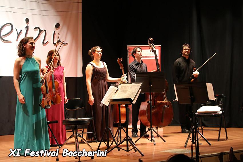 Quinteto Barbican - XI Festival Boccherini - Arenas de San Pedro - TiétarTeVe