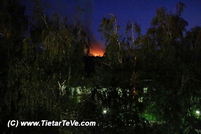 2017-06-18 Incendio en El Hornillo - TiétarTeVe