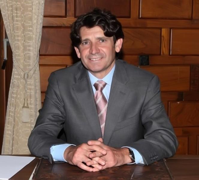Carlos Sanchez Meson - Alcalde de Arenas de San Pedro - TiétarTeVe