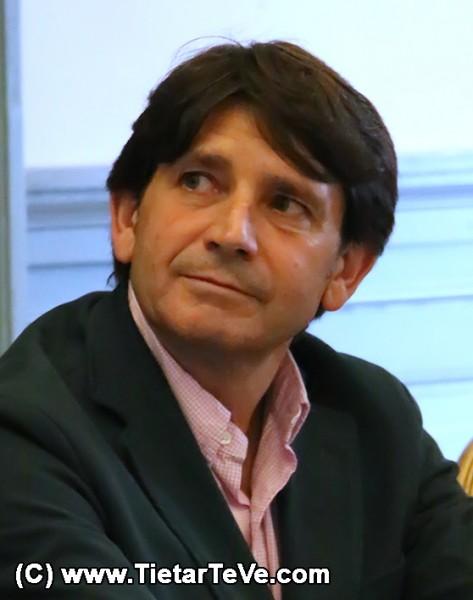 Carlos Sánchez Mesón - Alcalde de Arenas de San Pedro - TiétarTeVe