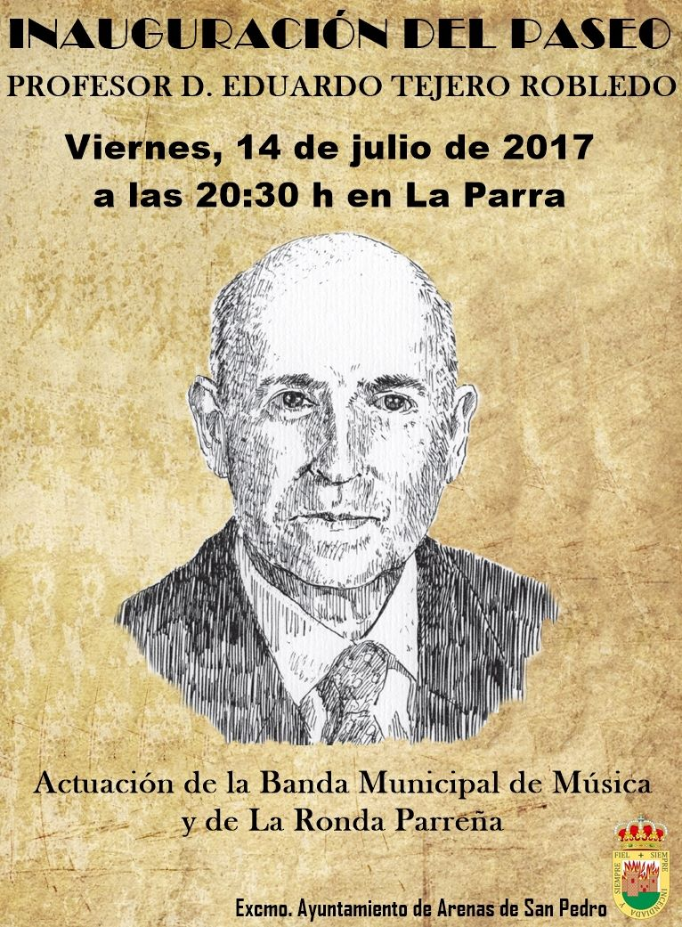 Eduardo Tejero Robledo - TiétarTeVe