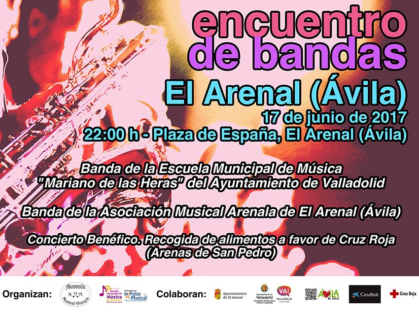 Encuentro de Bandas de Música de El Arenal 2017 - TiétarTeVe