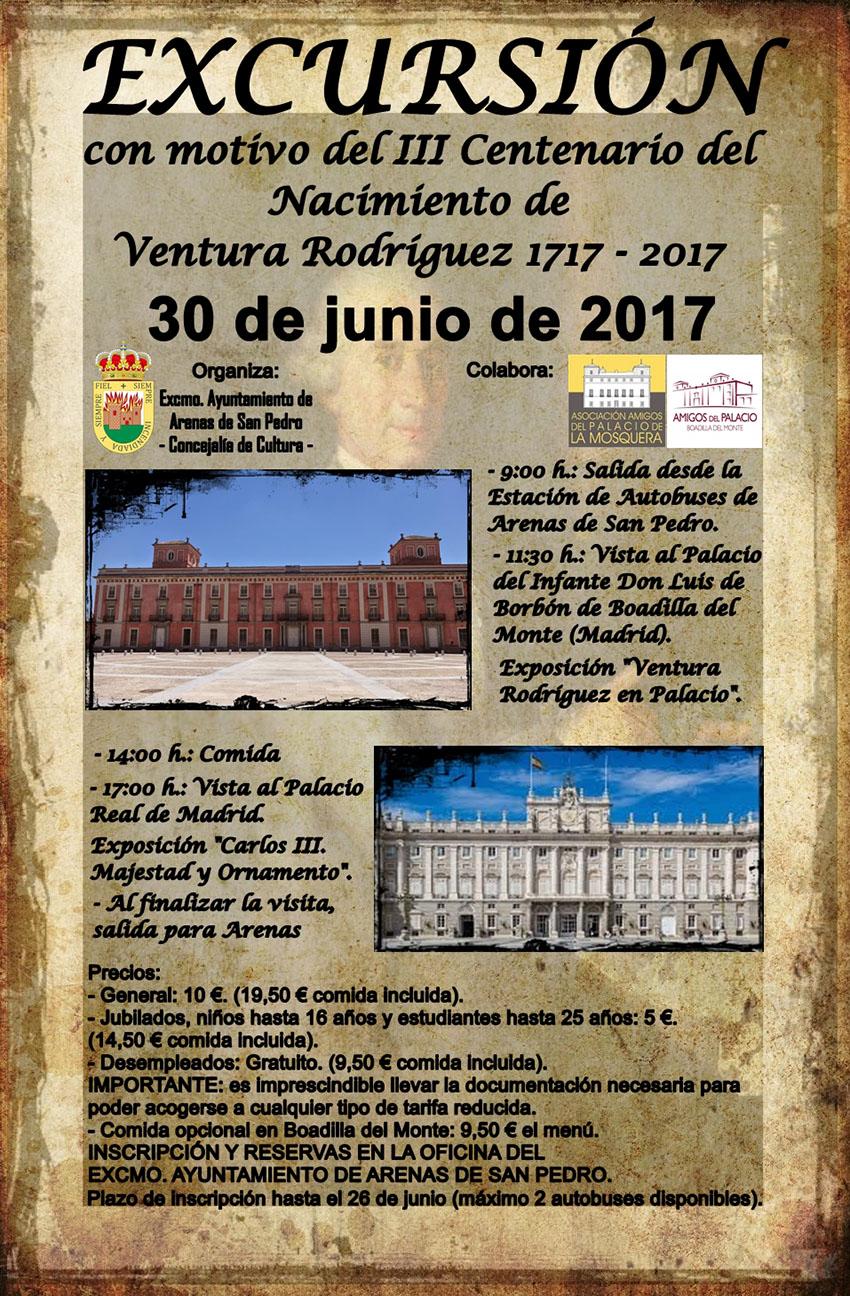 III Centenario Ventura Rodriguez - Excursión - TiétarTeVe