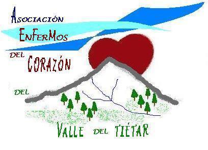 """Logotipo de la Asociación de Enfermos del Corazón del Valle del Tiétar """"Asencovati"""" - TiétarTeVe"""