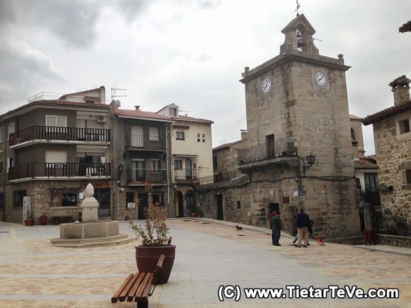Piedralaves - Torre del Reloj - TiétarTeVe