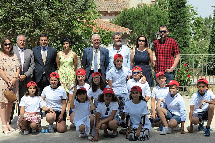Premios Enerjuegos - CRA Alto Tiétar de Santa María del Tiétar - TiétarTeVe