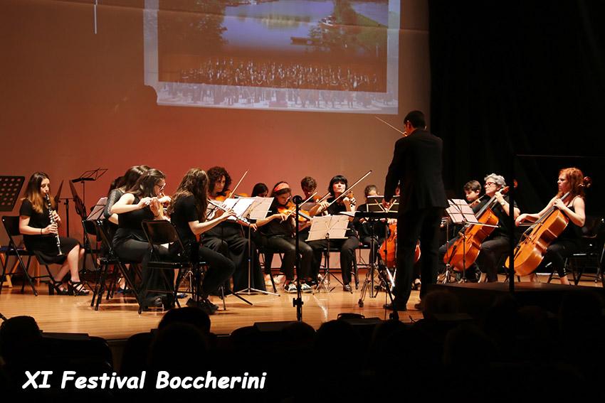 Concierto de la Escuela Municipal de Música Luigi Boccherini - TiétarTeVe