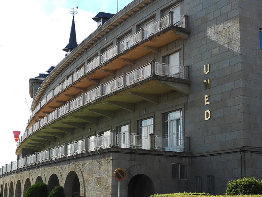UNED en Ávila - TiétarTeVe