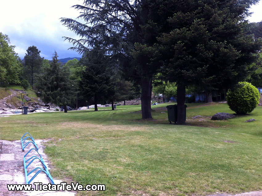 Piscinas Naturales Arenas de San Pedro - TiétarTeVe